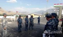 Кыргызстан и Таджикистан начали совместное патрулирование на границе