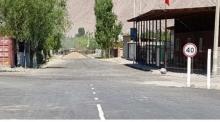 В Ак-сае милиция закидала гранатами жителей, которые не дают открыть дорогу Ворух-Исфара