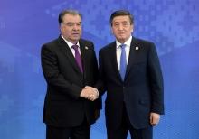 Президенты Таджикистана и Кыргызстана сегодня встретятся в Исфаре и Чолпон-Ате