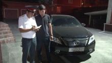 Как в Душанбе ловили стритрейсеров: видео не оставит равнодушным никого