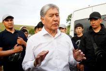Что происходит с Алмазбеком Атамбаевым? В Киргизии спецназ пытался захватить резиденцию экс-президента. Не получилось
