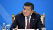 Жээнбеков: Атамбаев грубо попрал Конституцию и законы, оказав жесткое вооруженное сопротивление