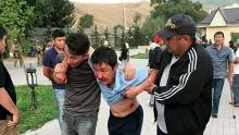 В Бишкеке кризис. Власти озаботились судьбой гостей страны