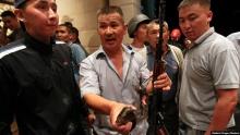 Второй штурм дома экс-президента и чеченский вор в законе. Что происходит с Алмазбеком Атамбаевым