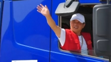 Узбекистан, Китай и Таджикистан открывают новый транспортный коридор
