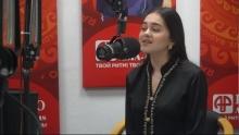 Тахмина Рамазанова взяла под опеку восходящую звезду Ясмину Алидодову