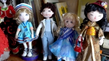 Как куклы Аззы помогают молодым талантам Таджикистана