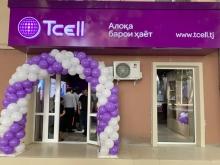 Компания Tcell создает условия для комфортного обслуживания