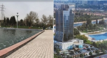 Пентхаусы и президентские номера. Эмомали Рахмон дал старт строительству гостиниц в Душанбе