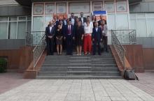ЕБРР ознакомился с инновационными финтехрешениями МДО «Хумо»