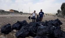 Набережную «Душанбинки» очистили от мусора