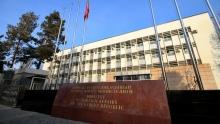 Послу Таджикистана в Кыргызстане вручили ноту протеста, а участники акции в Бишкеке выдвинули требования правительству