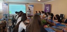 Tcell и UNESCO провели тренинг по цифровым возможностям для женщин-предпринимателей Турсунзаде