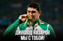 Все ленты только о нем: Как в Таджикистане поддерживают Дильшода Назарова