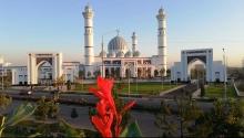Готова к открытию: как выглядит самая большая мечеть ЦА