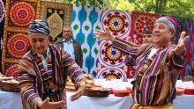 Как в Душанбе отметили праздник Мехргон?