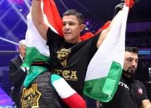 Азам Гафоров: Парень из кишлака с самым дорогим поясом по MMA