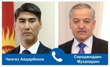 Бишкек обеспокоен в связи с нападением на таджикских пограничников