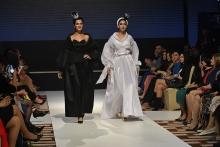 Неделя моды в Душанбе: самые яркие образы Tajikistan Fashion Week SS'20