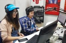 Как дети взяли интервью у главы UNICEF Таджикистан