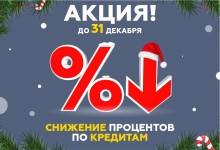 Спитамен Банк вновь снизил проценты по кредитам