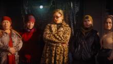 Певица Manizha выложила в Youtube свой новый клип «Недославянка»