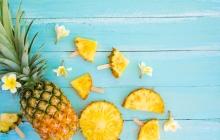Только золотистый и только овальный: Как правильно выбирать ананас