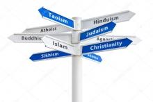 Мусульмане, христиане, атеисты: кого больше на планете?