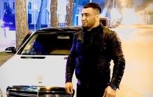 Бойцу ММА Лоику Раджабову подарили белый «Мерседес» и черного скакуна
