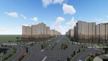 Власти Душанбе показали, как будет выглядеть в будущем проспект Шерози