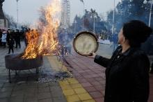 В Таджикистане отметили праздник Сада