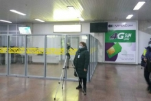 Кыргызстан закрыл границу с Китаем из-за коронавируса
