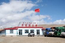 Китай приостановил наземное сообщение с Таджикистаном