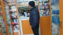 Медицинские маски в Душанбе не подорожали