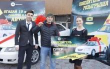 Новенький Hyundai Sonata от Formula55 нашёл своего счастливого обладателя!