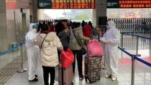 Казахстан приостановит авиасообщение с Китаем из-за коронавируса