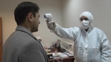 Как главный аэропорт Таджикистана усилил контроль в связи с вирусом