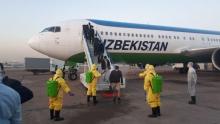 Родные вывезенных из КНР узбекских студентов пожаловались на антисанитарию в карантине
