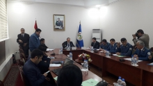 Таможенная служба Таджикистана: Коронавирус не помешал торговому обороту с Китаем