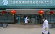 В Китае еще 121 человек скончался от COVID-19