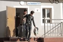В Таджикистане выписали первых пациентов после карантина
