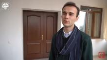 Молодежь Таджикистана поздравляет защитников отечества с праздником