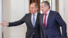 Лавров и Мухриддин договорились о сотрудничестве. Видео