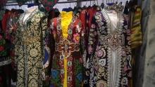 В рекорды Гиннеса: Таджикский дизайнер изготовил 500 костюмов разных эпох и регионов