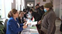 Парламентские выборы в Таджикистане: явка избирателей к 12 часам составила 47,1%