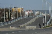 На финишной прямой. Дорогу от Кара-боло до западных ворот Душанбе готовят к открытию