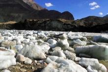 Тающая красота. Что будет если все ледники Таджикистана растают?