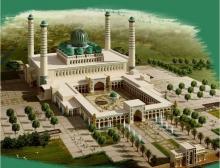 3,5 тысячи ламп и $91 млн. 700 тысяч: Какой будет самая большая мечеть в Центральной Азии
