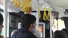 Как в Таджикистане дезинфицируют транспорт и соцобъекты