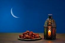 Календарь священного месяца Рамазана от Asia-Plus